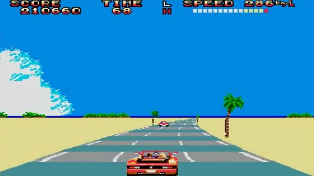Master System Outrun