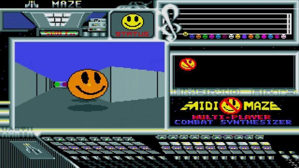 MIDI Maze Atari ST