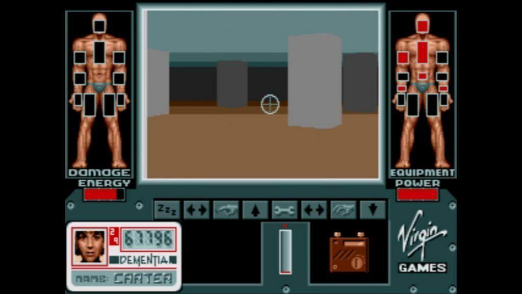 Cyber Cop / Corporation Mega Drive