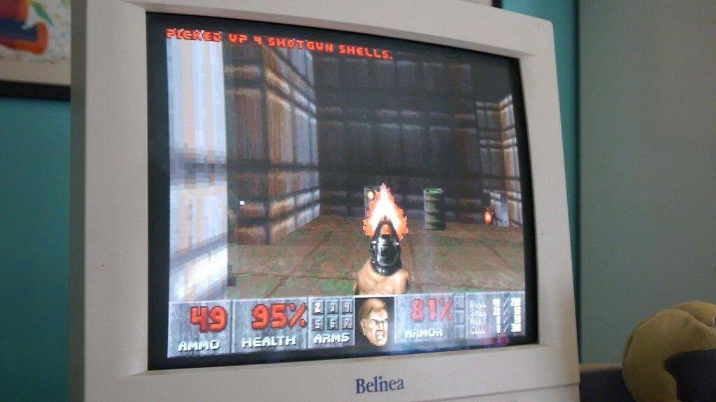 Doom on PC