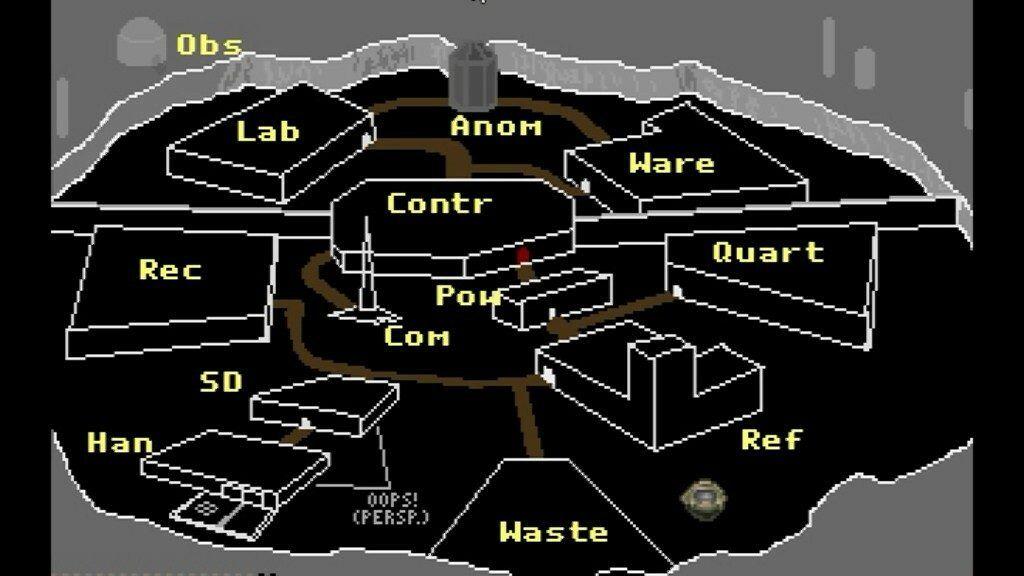 Doom Alpha Map