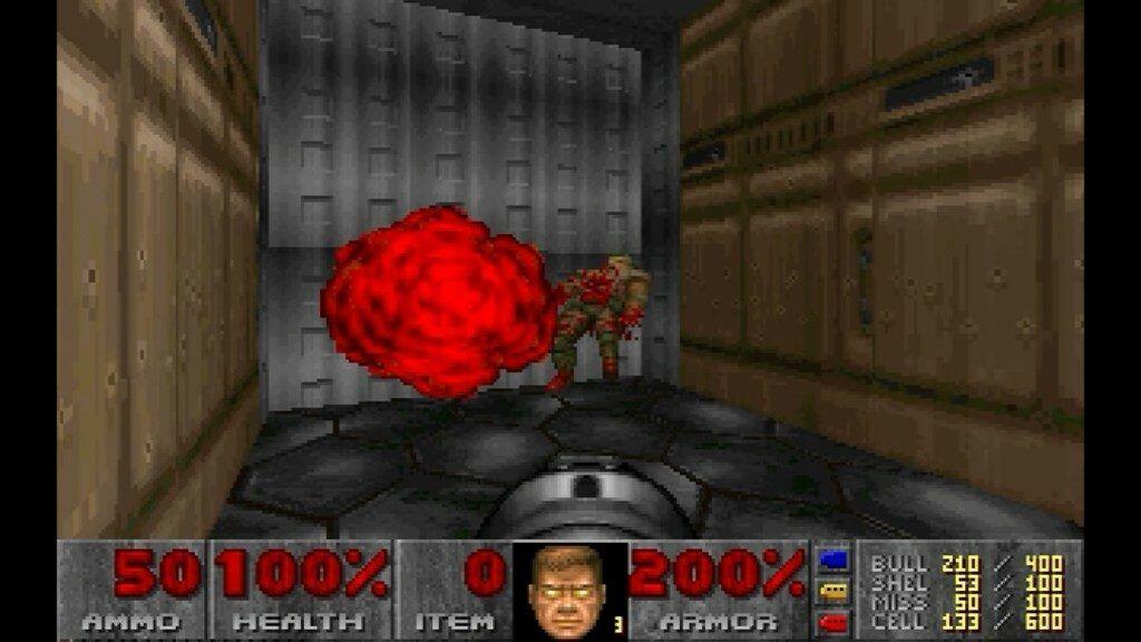 Doom Pre-Release Beta