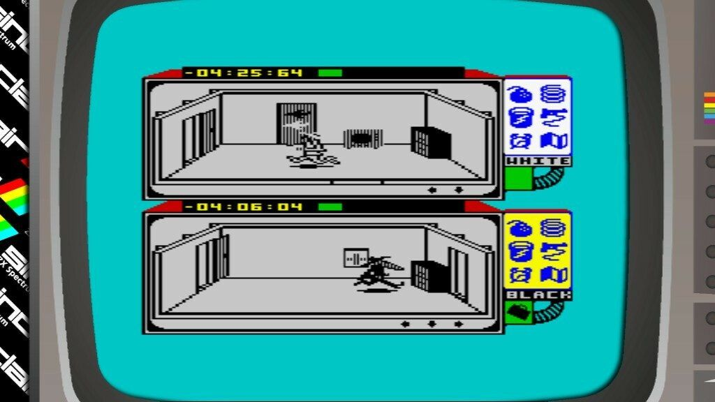 Spy vs Spy Spectrum