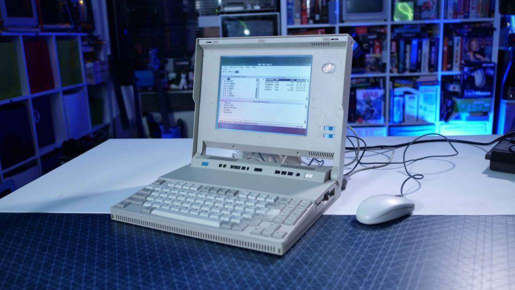 IBM L40SX Keyboard