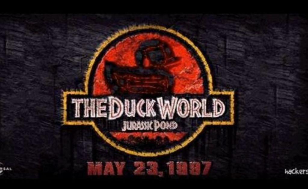 Jurassic Park The Duck World