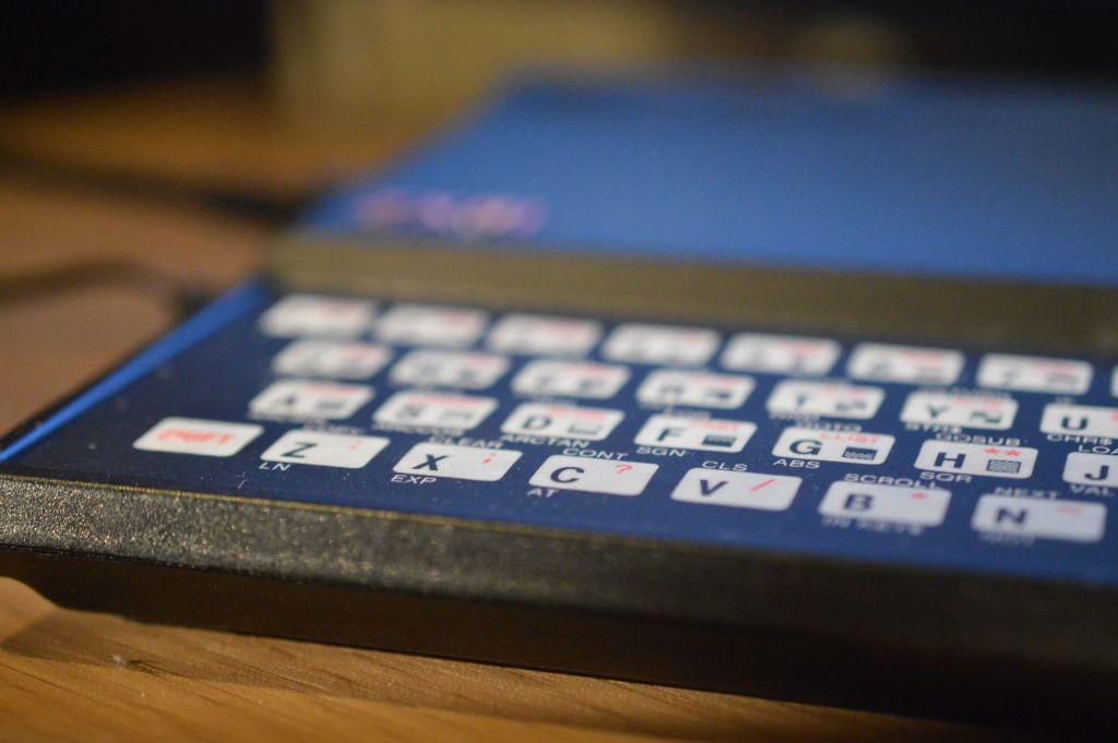 Sinclair ZX81 Keyboard
