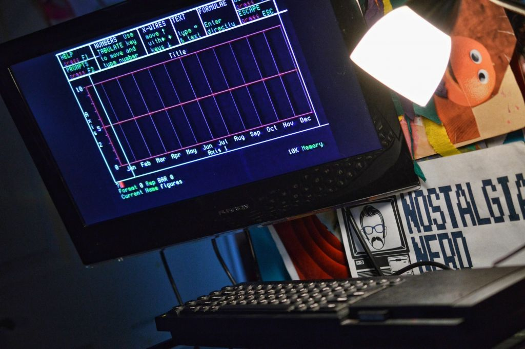 Sinclair QL Display