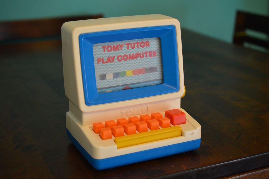 Tomy Tutor Computer