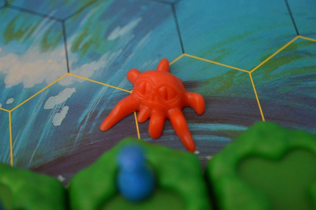 An Octopus Foe