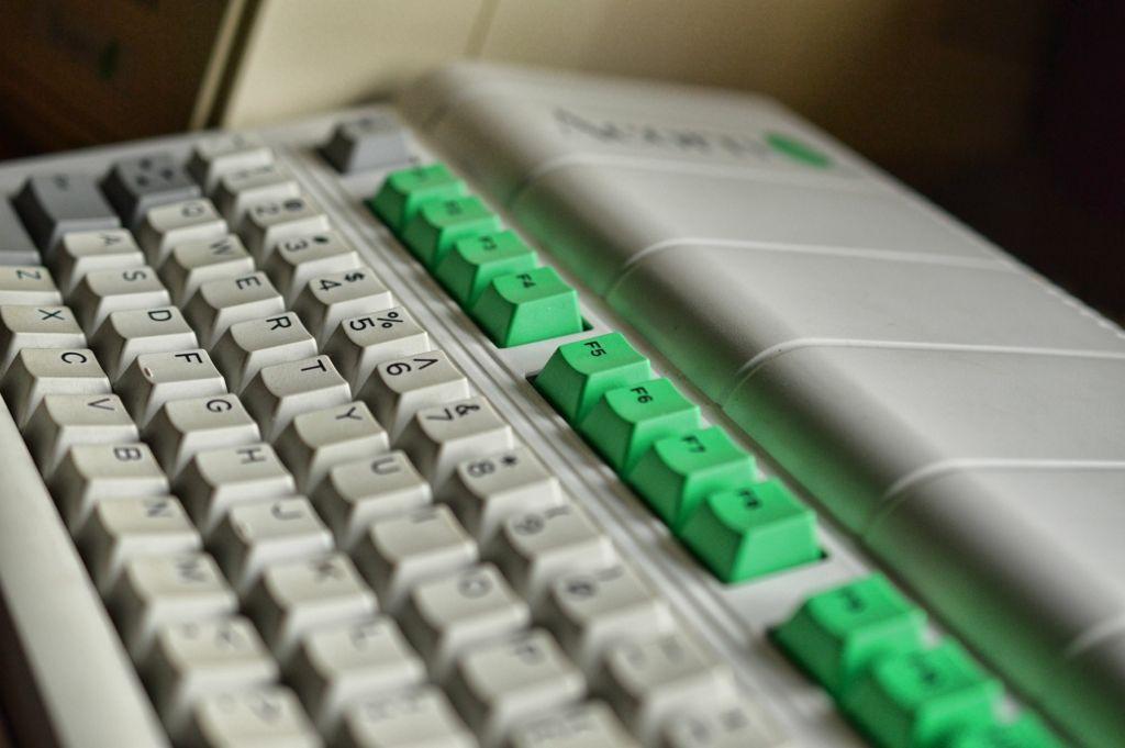 Acorn Green Function Keys
