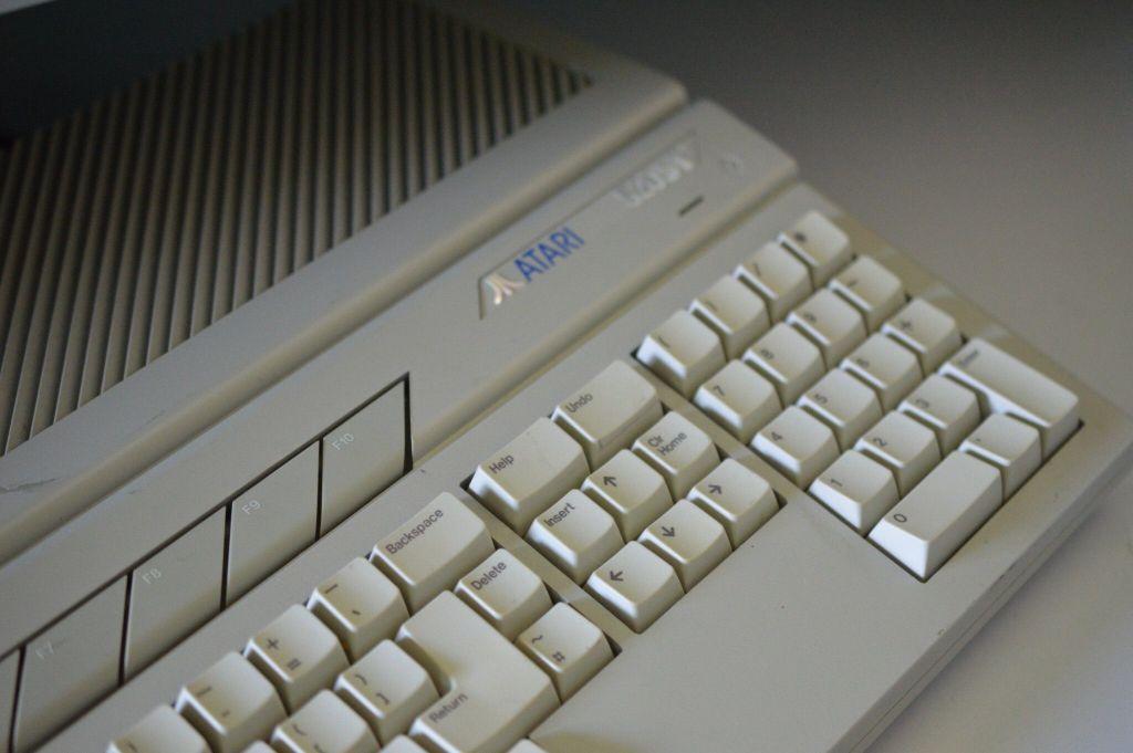 The Atari STE