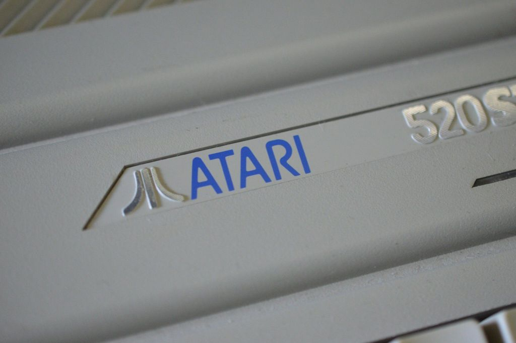 Atari ST Badge