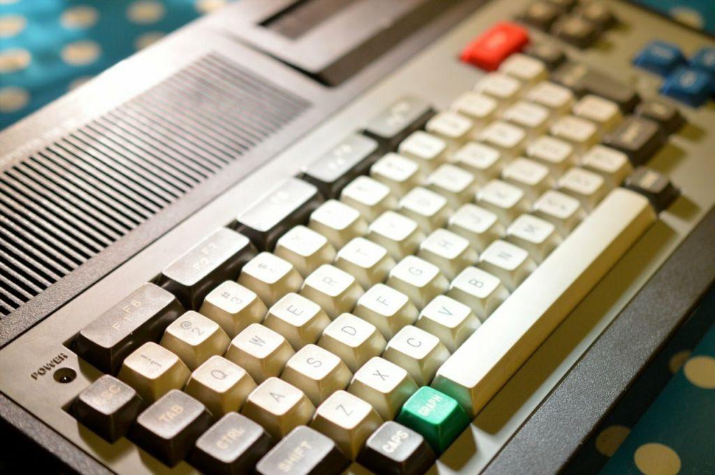 MSX Toshiba HX10