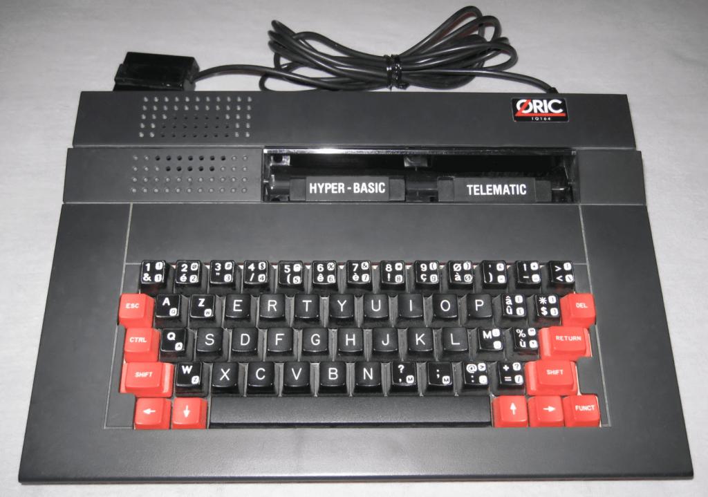 Oric Telestrat / Stratos