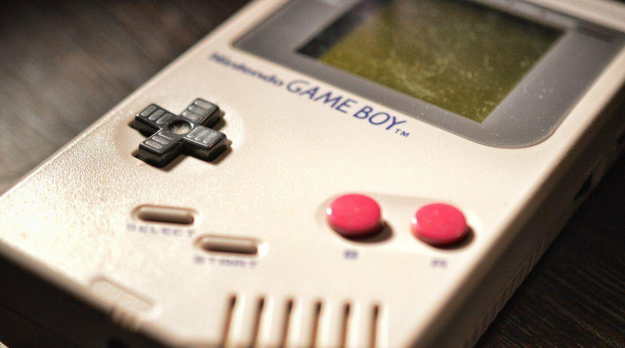 Gameboy Close