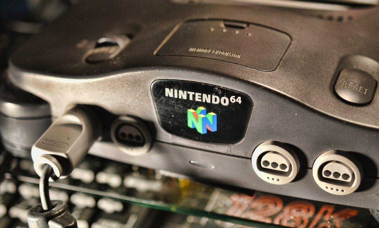 N64 Close Up