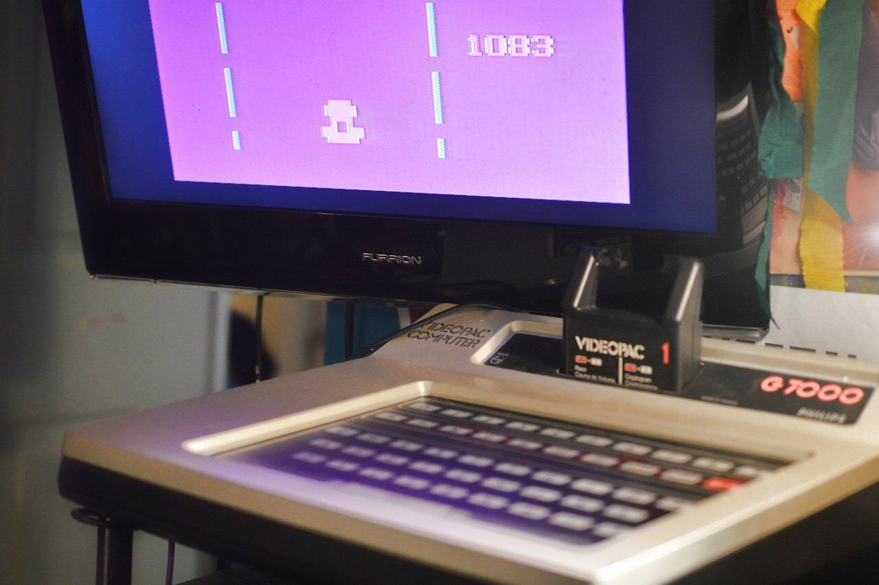 G7000 Videopac