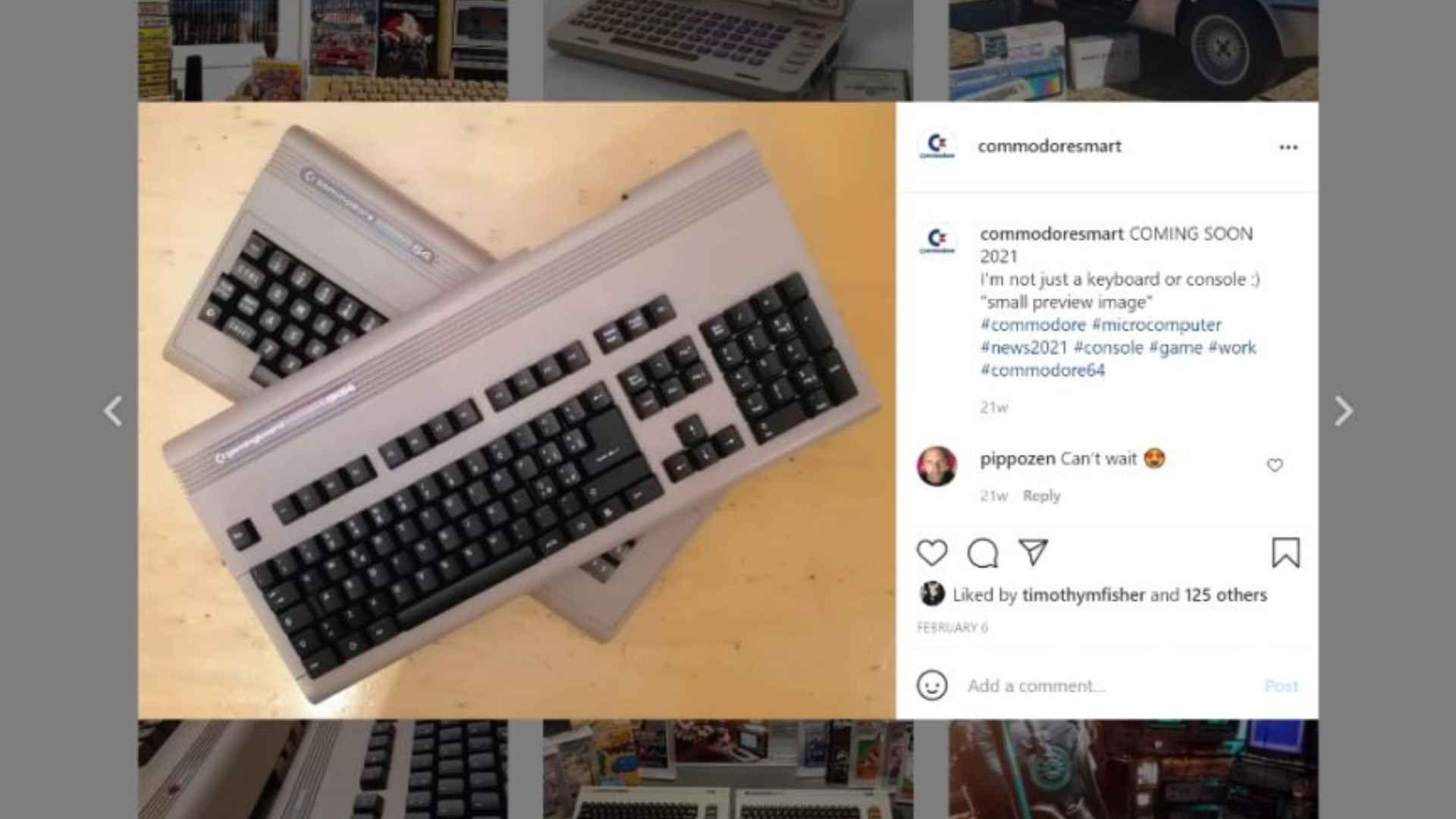 The Commodore GK64 Computer