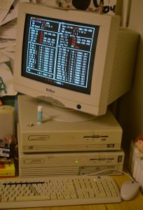 Compaq Prolinear 486