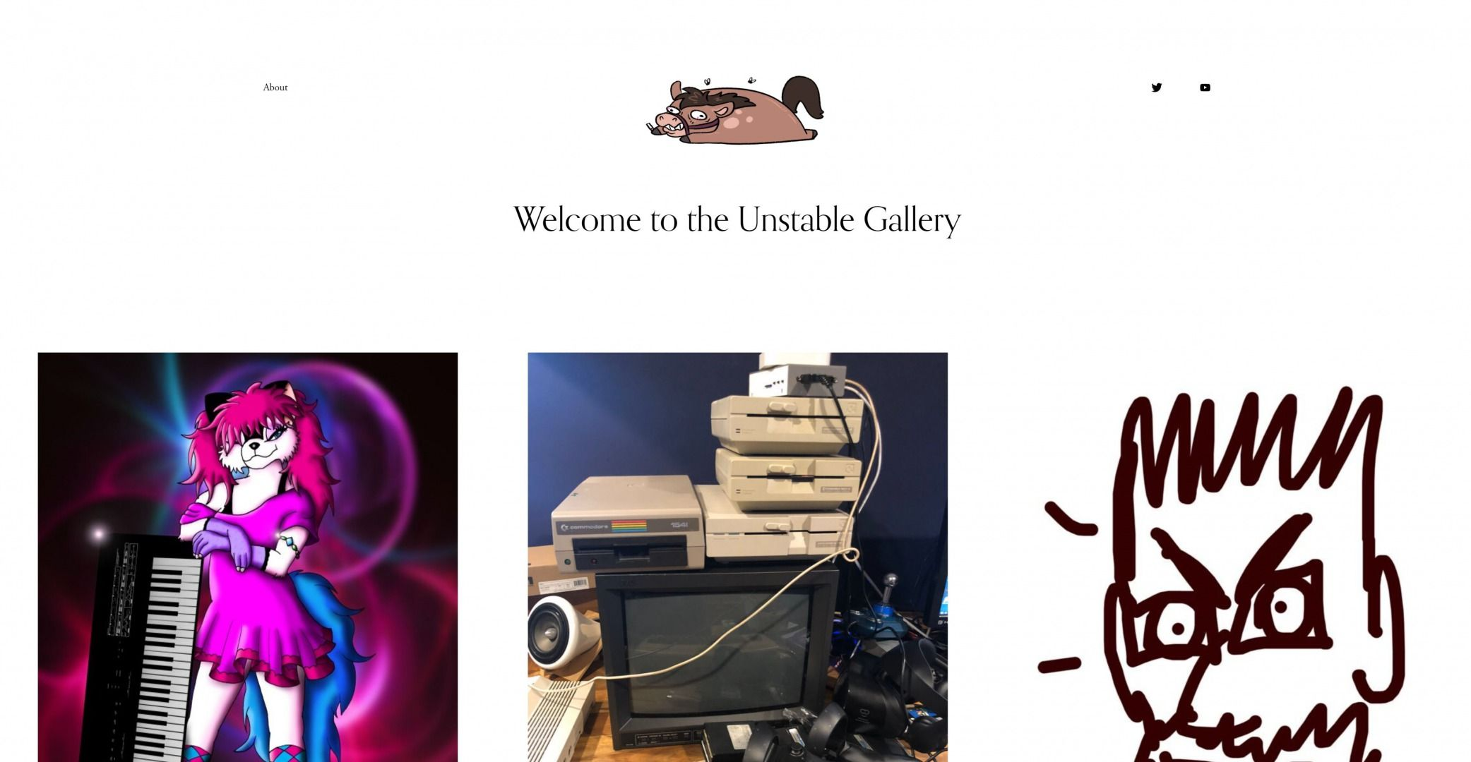 The New Stables Gallery