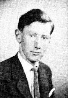 A young Clive Sinclair