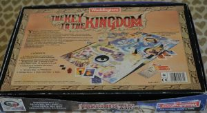 Key to the Kingdom Back