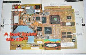 Amiga CD32 Motherboard