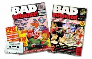 Bad Influence Magazines