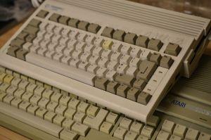 Atari and Amiga