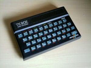 A Timex Spectrum Clone