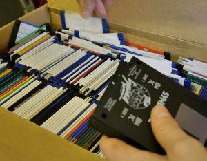 corrupted DOS disks