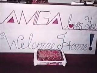 Amiga Celebration Party Banner