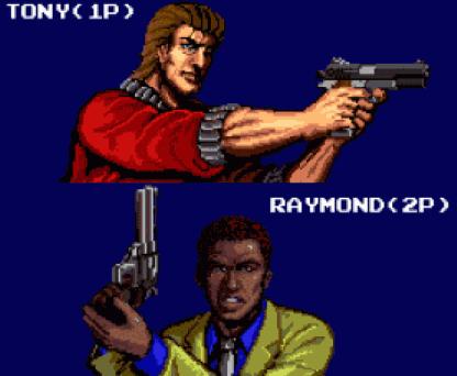 Tony Gibson & Raymond Broady