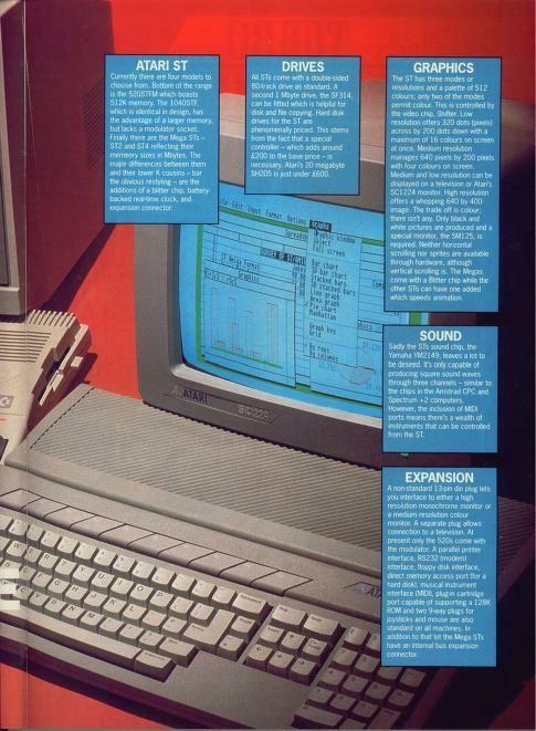 ST Amiga Format Feature