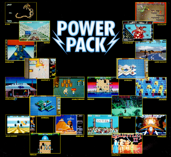 """""""The Power Pack"""""""
