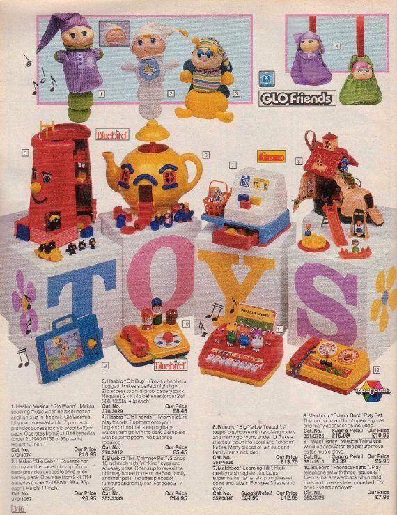 90s Argos Catalogue Mr. Chimney Pot
