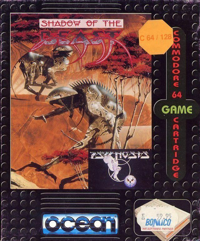 Shadow of the Beast C64