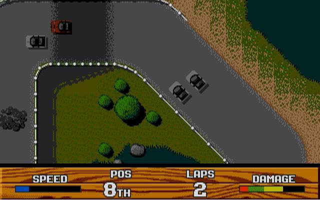 Super Cars II Gameplay