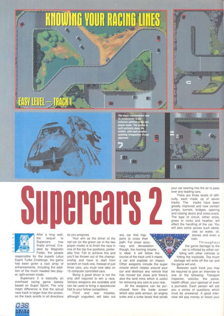 Supercars 2 Review