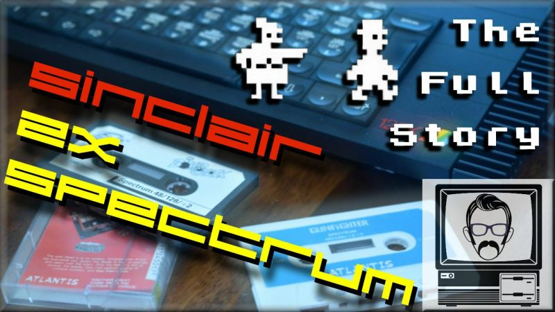The Zx Spectrum story