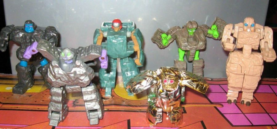A Selection of Rocklords