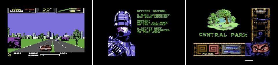 Commodore 64GS Games