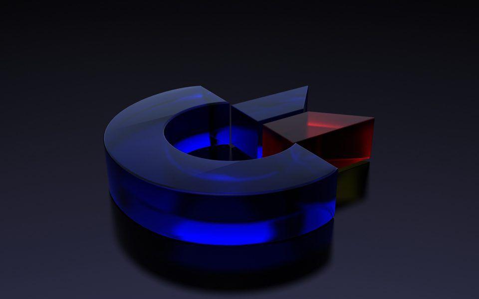 Commodore 3D Logo