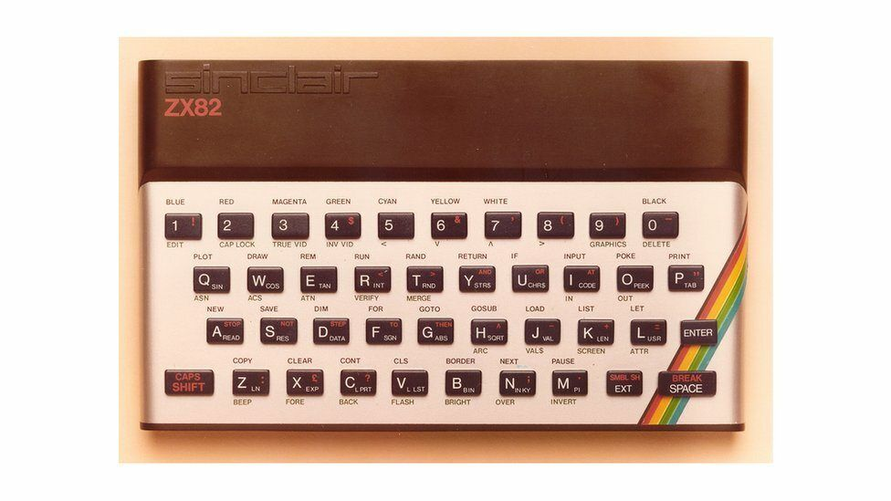 A later ZX82 Prototype